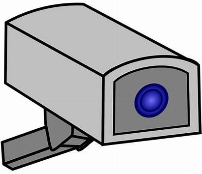 Camera Drawing Svg Cctv Cartoon Clipart Commons