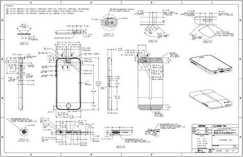 dimensions of iphone 5c apple updates guidelines for makers with details on