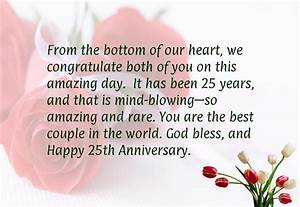 happy 25th wedding anniversary wishes With wedding anniversary wishes quotes