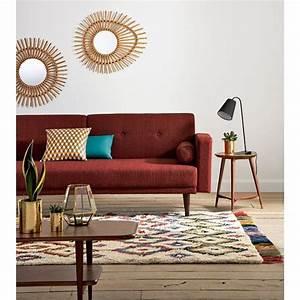 les 25 meilleures idees de la categorie canape rouge sur With tapis berbere avec canapé d angle marseille