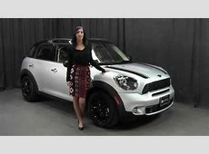2014 MINI Cooper S Countryman ALL4 at BMW of Murray, Salt