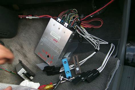 Eprom Project Corvette Odometer Wiring