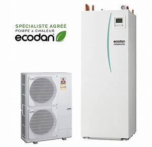 Pompe A Chaleur Eau Air : installation de pompes chaleur pac air eau anvolia ~ Farleysfitness.com Idées de Décoration