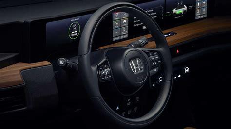 Neuer Honda E by Honda E Prototype Neues Elektrofahrzeug Honda At
