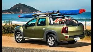 Dacia Duster Oroch : renault duster oroch 2018 youtube ~ Maxctalentgroup.com Avis de Voitures