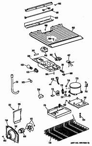 Refrigerator Compressor  Compressor Ge Profile Refrigerator