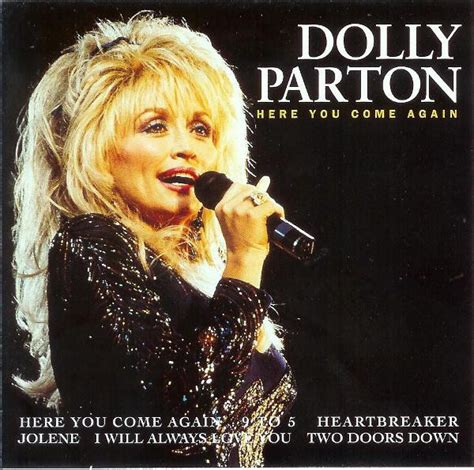Dolly Parton  Here You Come Again (cd) At Discogs