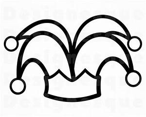 Jester Hat Drawing   Free download best Jester Hat Drawing ...