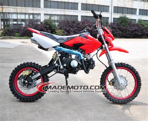 2-stroke Off-road 80cc Engine With Ce Mini Dirt Bike For