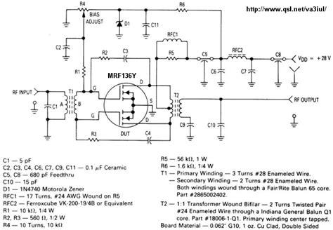 Zske Mhz Power Amplifier