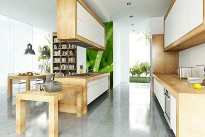 comment poser un plan de travail de cuisine sans meuble