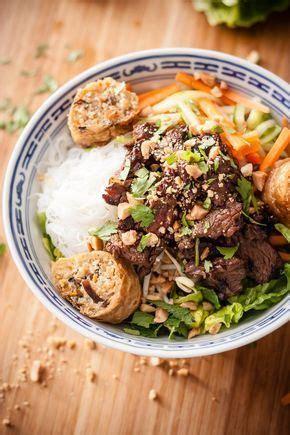 c est au programme recettes cuisine best 20 salade bo bun ideas on recette bo bun