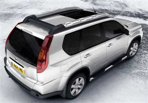 nissan  trail arctix review top speed