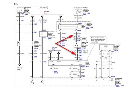 Wire Diagram 85 Ford E 350 by 1986 Ford F 150 Fuel System Diagram Ford Wiring Diagram