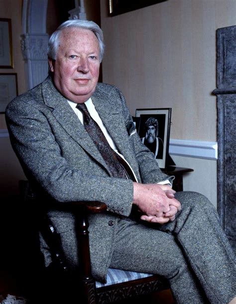 edward heath britains forgotten  mysterious prime