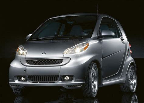 2009 Brabus Smart Fortwo In Us
