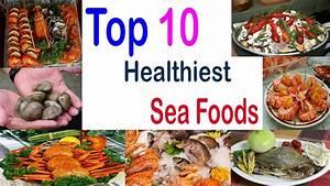top 10 healthiest sea foods