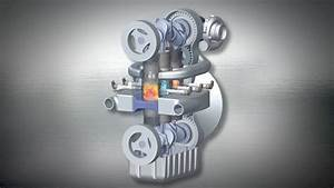 Wow  Achates Opposed Piston Engine Design