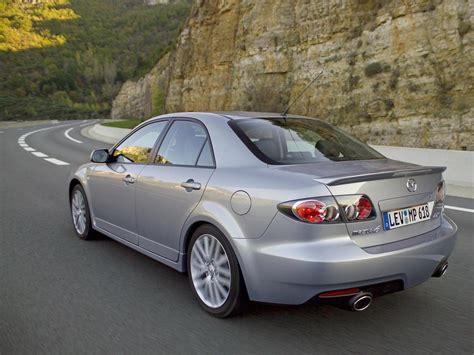 Mazda 6 Gg Mps Mazdaspeed6