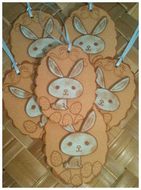 / jellybean topiary craft from craft sisters. Kraft Easter Bunnies Tags Chocolate Eggs Light by ...