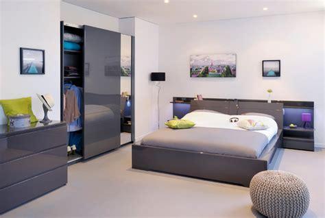chambre a coucher adulte but chambre 224 coucher adulte cocoon contemporain chambre