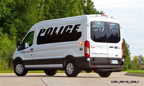 ford transit prisoner transport vehicle   dozens  commercial specials