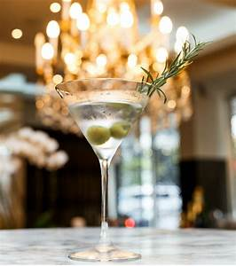 Cocktail Friday - Emporium Hotel's Smoked Rosemary & Olive ...