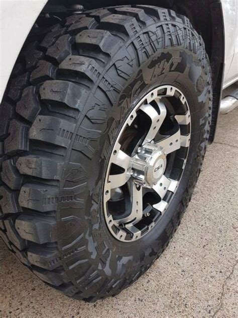 Hercules Terra Trac M/T Tyres NEW PATTERN USA MADE