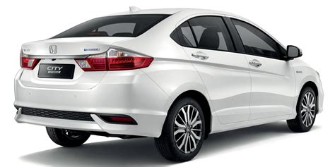 Honda City by Honda City Sport Hybrid 1 5 I Dcd Launched In Malaysia