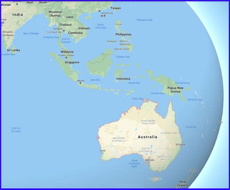 Also includes printable and blank maps, flags, cia world factbook maps, and antique historical maps Australia Map Collection And Other Free Printable World Maps