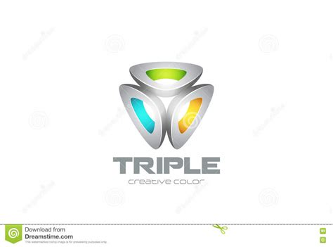 Technology Logo Design Vector Illustration