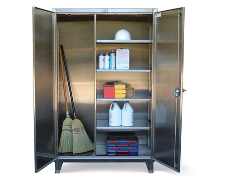 Cabinet Cleaning by Broom Closet Cabinet Smart And Practical Solution To