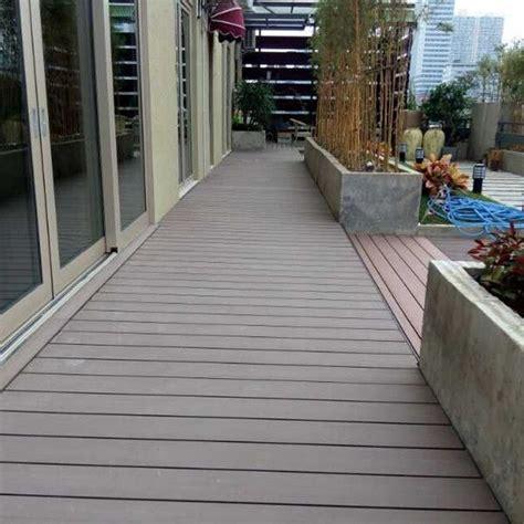 wood plastic composite flooring lowest budget floor