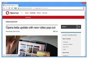 Meet the browser: Opera Next - Page 23 - Web Browser ...