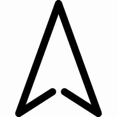 Arrow North Symbol Arrows Direction Flecha Freccia
