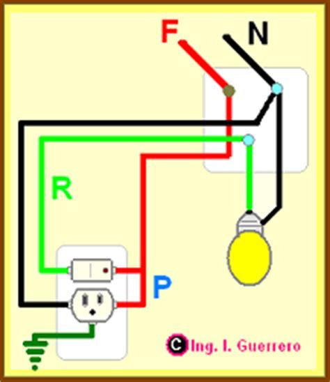 curso de instalaciones el 201 ctricas tema 22 conexi 243 n de una l 225 mpara controlada por un apagador