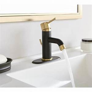 How To Replace Glacier Bay Single Handle Bathroom Faucet