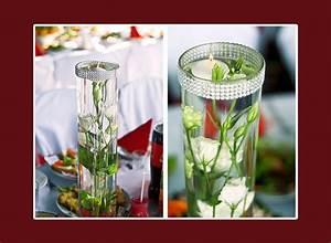 Rosen Im Glas : blumen im glas ideen f r die dekoration ab 1 ~ Eleganceandgraceweddings.com Haus und Dekorationen
