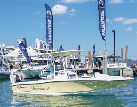 Evinrude Miami Boat Show by The Fuel Future Boating Industry
