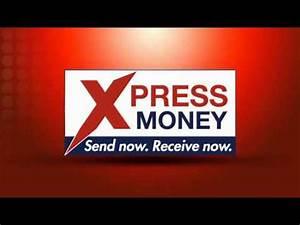 logo animation xpress money option - YouTube