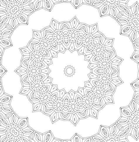 coloring pages intricate coloring designs intricate