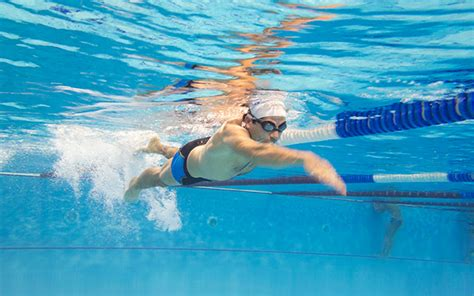 improve  swim stroke experience life