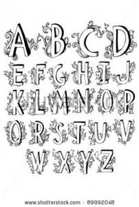 index p=free old english letters fonts alphabet stencils