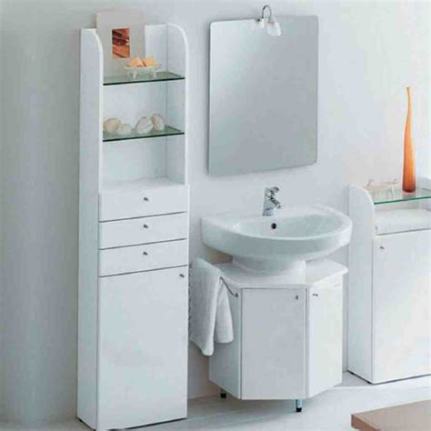 bathroom storage cabinets  enchant  dimmed light