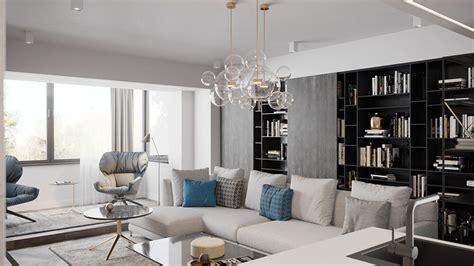 BLUEBERRY APARTMENT - Grama Design