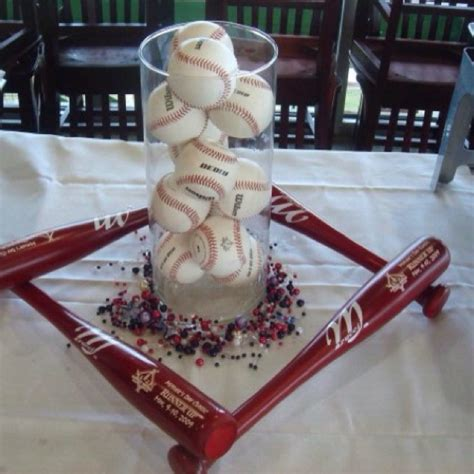 baseball baby shower decorations 25 best ideas about baseball party centerpieces on