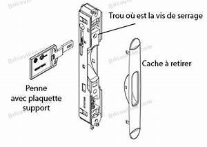 comment installer une serrure de porte 1 comment With comment installer une poignee de porte exterieur