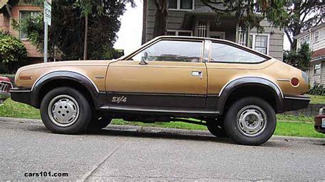 Eagle Sx/4 All Wheel Drive Liftback