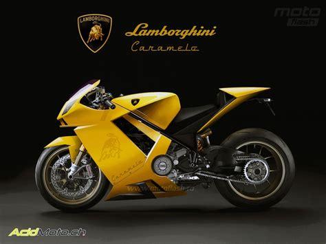 lamborghini motorcycle une moto lamborghini caramelo v4 voici de quoi relancer