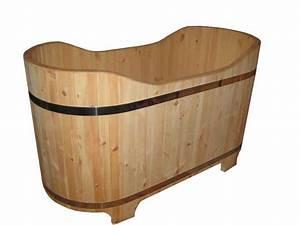 Pont De Baignoire Bois : baignoire en bois ~ Premium-room.com Idées de Décoration